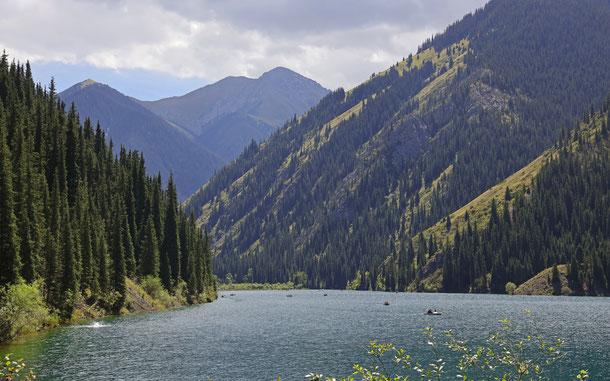 カザフスタンの新ユネスコエコパーク「コルサイ湖生物圏保存地域」