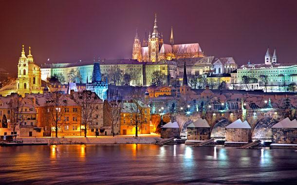 世界遺産「プラハ歴史地区(チェコ)」、プラハ城