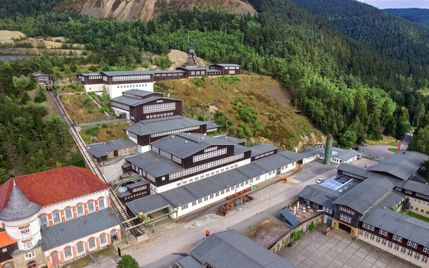 世界遺産「ランメルスベルク鉱山と古都ゴスラーとオーバーハルツ水利管理システム(ドイツ)」