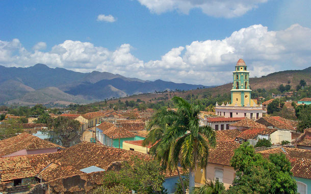 世界遺産「トリニダードとロス・インヘニオス渓谷(キューバ)」、ロス・インヘニオス渓谷