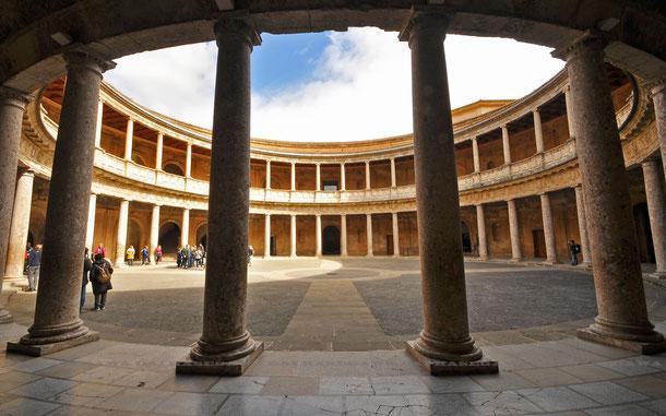 カール5世宮殿