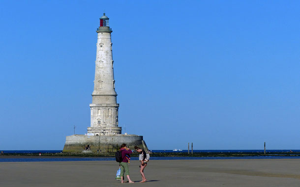 フランスの新世界遺産「コルドゥアン灯台」