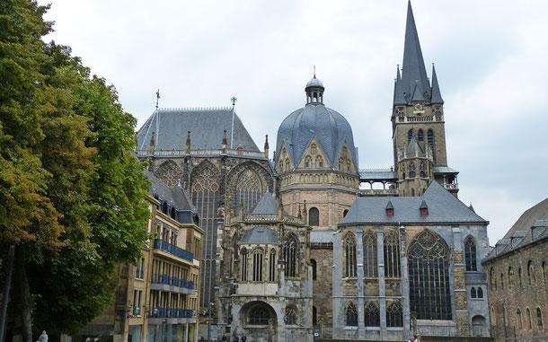 世界遺産「アーヘン大聖堂(ドイツ)」