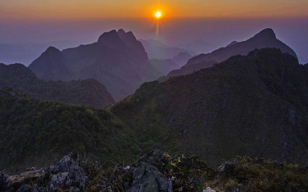 タイの新ユネスコエコパーク「ドイ・チェン・ダオ生物圏保存地域」