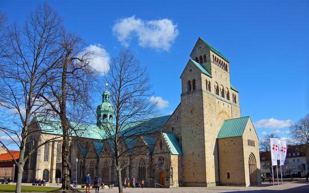 ドイツの世界遺産「ヒルデスハイムの聖マリア大聖堂と聖ミカエル教会」、聖マリア大聖堂