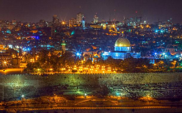 東エルサレムと西エルサレム