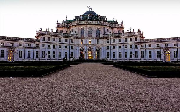 世界遺産「サヴォイア王家の王宮群(イタリア)」、トリノのカッチャ・ディ・ストゥピニージ宮殿