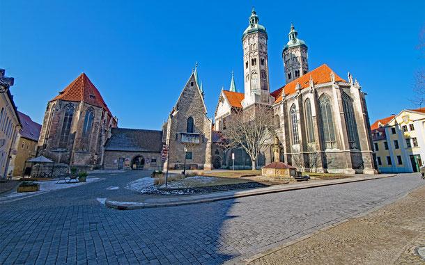 ドイツの新世界遺産「ナウムブルク大聖堂」