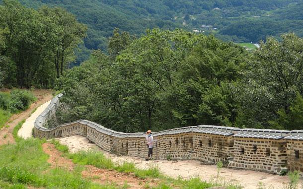 世界遺産「南漢山城(韓国)」