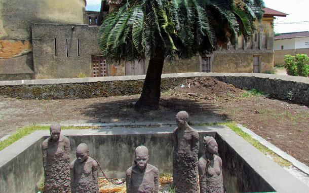世界遺産「ザンジバル島のストーンタウン(タンザニア)」、旧奴隷市場