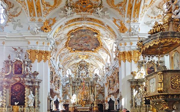 世界遺産「シェーンブルン宮殿と庭園群(オーストリア)」、シェーンブルン宮殿のグローセ・ギャラリー