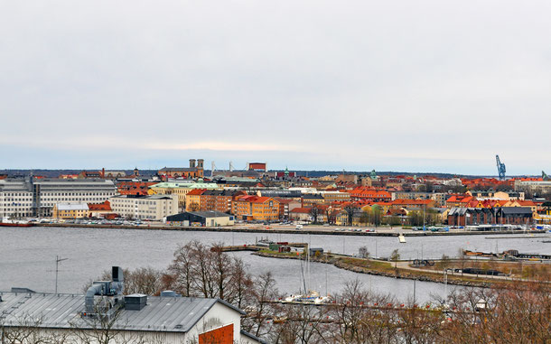 スウェーデンの世界遺産「カールスクローナの軍港」