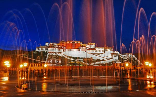 世界遺産「ラサのポタラ宮歴史地区(中国)」