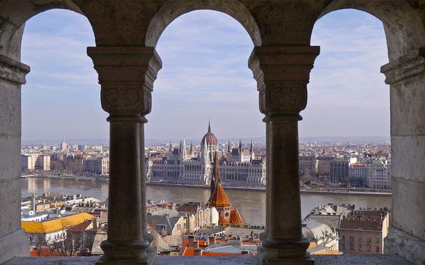 世界遺産「ドナウ河岸、ブダ城地区及びアンドラーシ通りを含むブダペスト(ハンガリー)」
