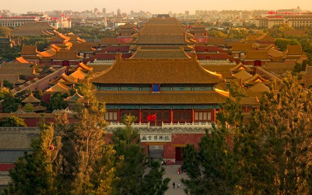世界遺産「北京と瀋陽の明・清朝の皇宮群(中国)」、紫禁城