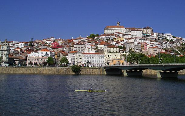 世界遺産「コインブラ大学-アルタとソフィア(ポルトガル)」