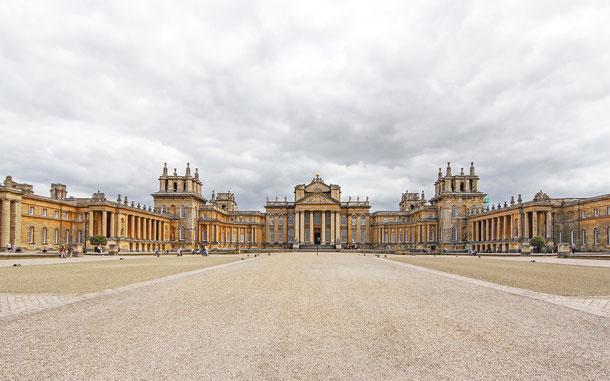 世界遺産「ブレナム宮殿(イギリス)」