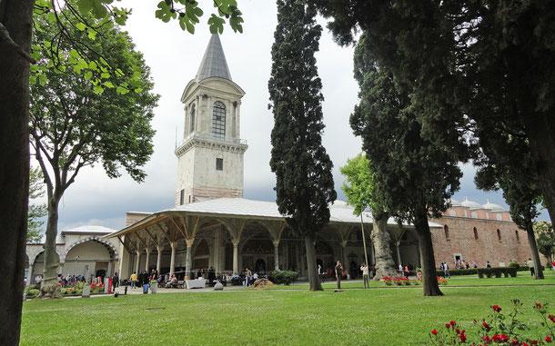 世界遺産「イスタンブール歴史地域(トルコ)」、トプカプ宮殿