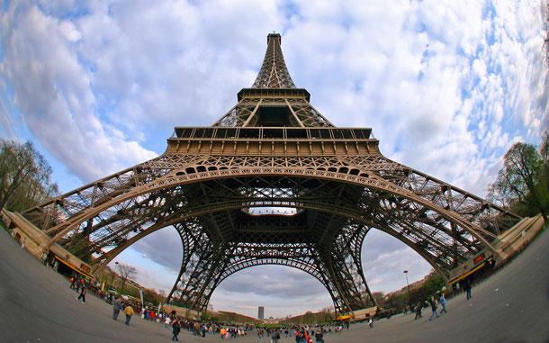 世界遺産「パリのセーヌ河岸(フランス)」、エッフェル塔