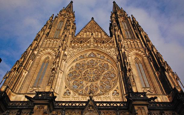 世界遺産「プラハ歴史地区(チェコ)」、聖ヴィート大聖堂