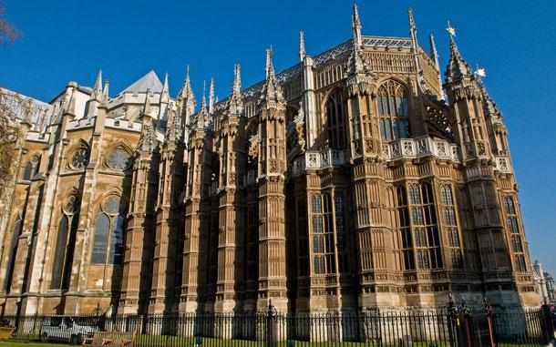世界遺産「ウェストミンスター宮殿、ウェストミンスター寺院及び聖マーガレット教会」、ウェストミンスター寺院のヘンリー7世礼拝堂
