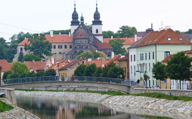 世界遺産「トジェビーチのユダヤ人街とプロコピウス聖堂(チェコ)」