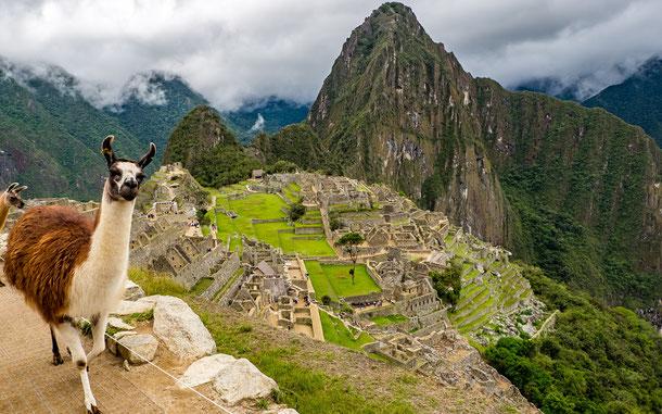 世界遺産「マチュピチュの歴史保護区(ペルー)」