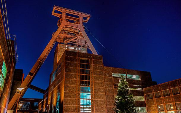 世界遺産「エッセンのツォルフェライン炭坑業遺産群(ドイツ)」、第12採掘坑