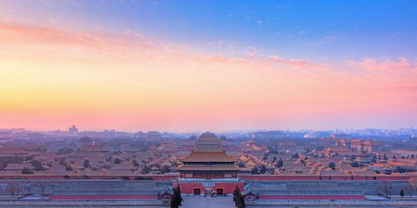 世界遺産「北京と瀋陽の明・清朝の皇宮群(中国)」、北京・紫禁城