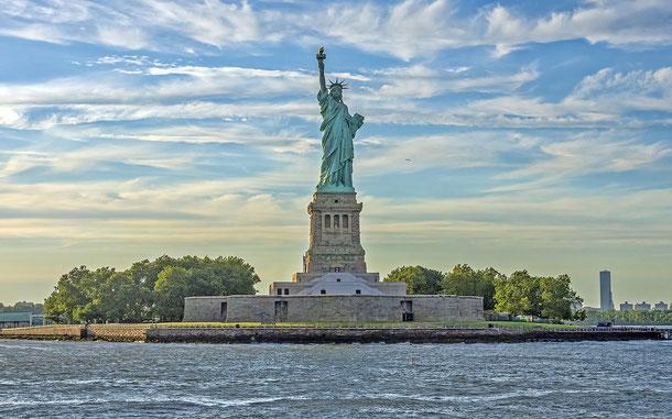 世界遺産「自由の女神像(アメリカ)」