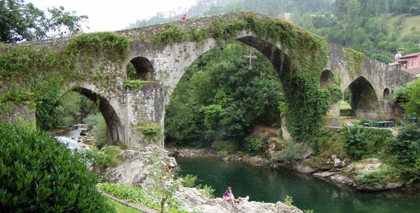 Asturias en el Puente de los Santos