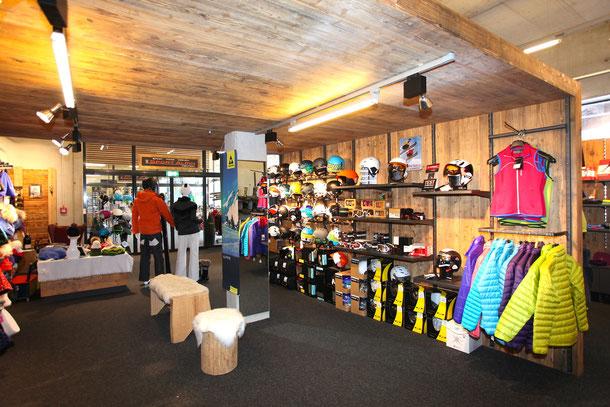 Sportshop, Skiverleih Werfenweng