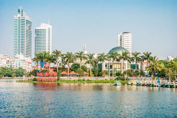 Hanoi ist heute eine der größten Hauptstädte der Welt