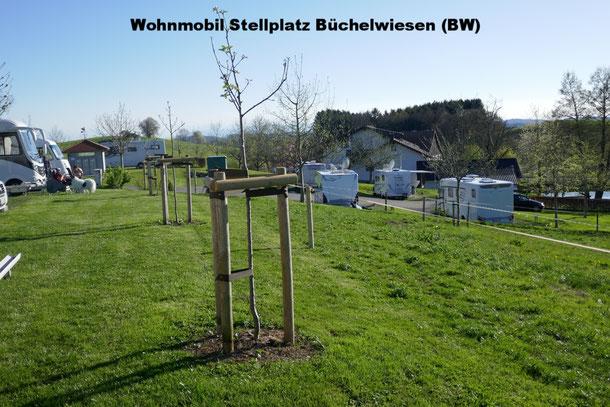 Wohnmobil Stellplatz Büchelwiesen (BW)