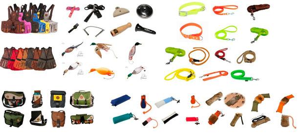 ausbildungsequipment für hunde