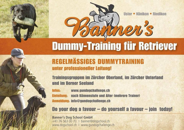Ausbildung/Training