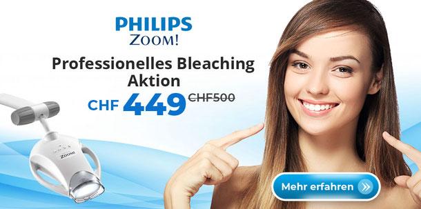 Philips Zoom Zahnaufhellung Zahnbleaching