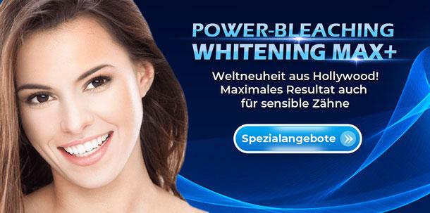 TEETH WHITENING Weisse Zähne Bleaching Zähne bleichen