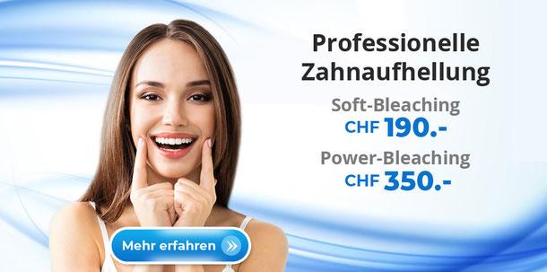 Soft-Bleaching Powe-Bleaching Professionelle Zahnaufhellung