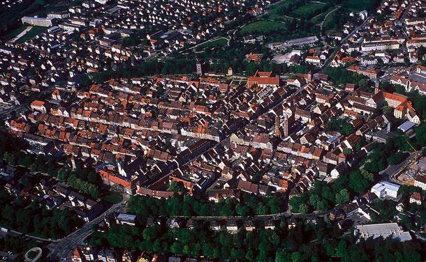 Villingen die Zähringerstadt Foto: Thomas Herzog-Singer