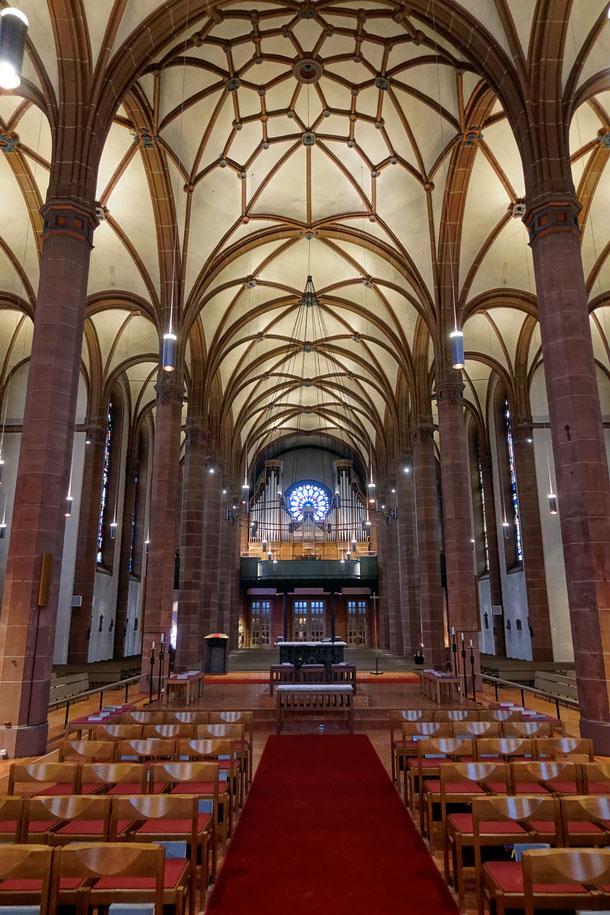 Bonifatius-Kirche Wiesbaden