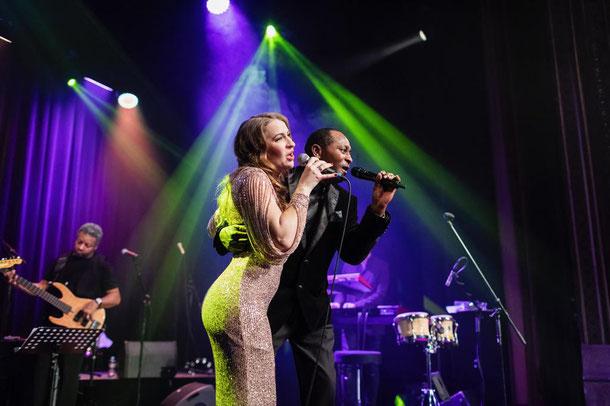 Leo Will Edward Wade Sänger Sängerin Soul Jazz