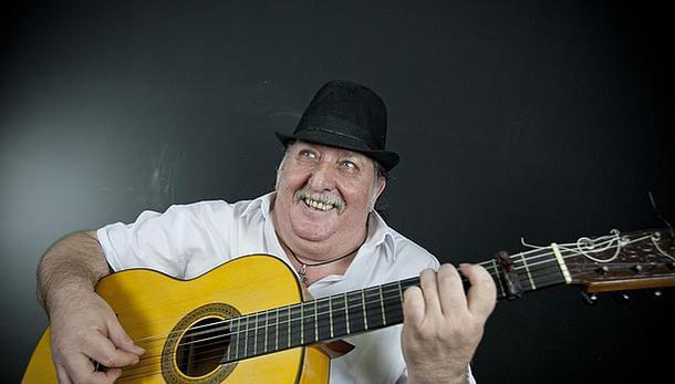 Ricardo Gabarre de  apodo artístico y mas conocido como  Junco