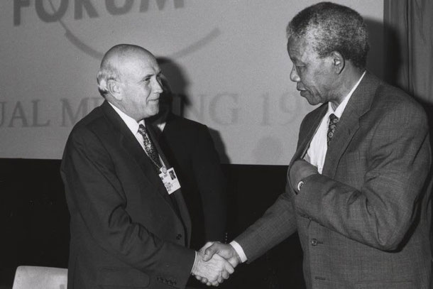 World Economic Forum Annual Meeting Davos 1992. Licensed under CC BY-SA 2.0