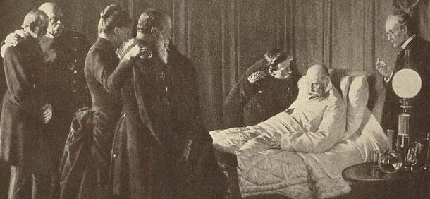 Kaiser Wilhelm Biographie im Biografien-Blog