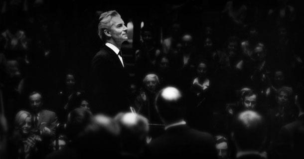 Foto: Pressefoto_Karajan_Siegfried_Lauterwasser_Archiv_Berliner_Philharmoniker
