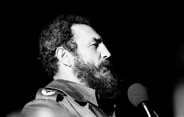 Fidel Castro im Biografien-Blog