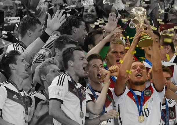 Lukas Podolski im Biografien-Blog