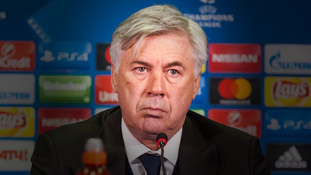 Bayern-Trainer Carlo Ancelotti im Biografien-Blog