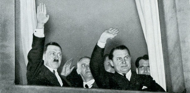 Hitler Biographie im Biografien-Blog